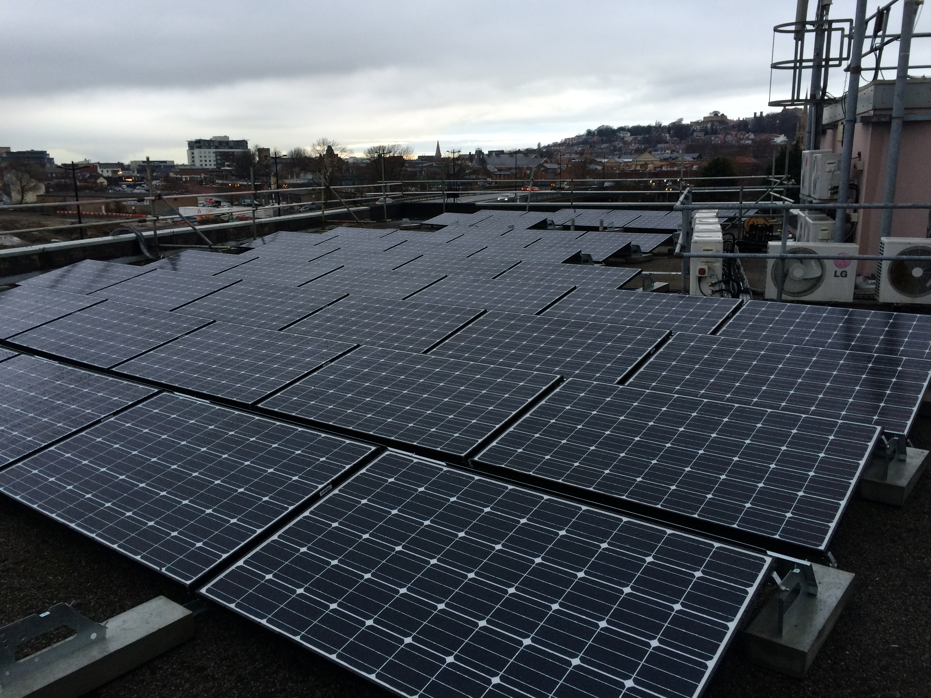 the solar feeder case study Distributed solar photovoltaic grid integration system : a case study for performance  solar feeder on both generation and voltage effects as a project report, it .